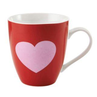 Pfaltzgraff Pink Heart Mug