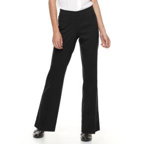 Petite Apt. 9® Brynn Pull-On Bootcut Dress Pants