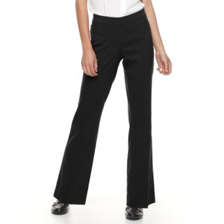 Petite Apt. 9® Brynn Modern Fit Bootcut Pull-On Pants