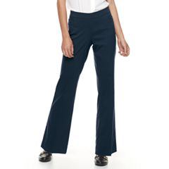 Petite Apt. 9® Brynn Pull-On Bootcut Dress Pants