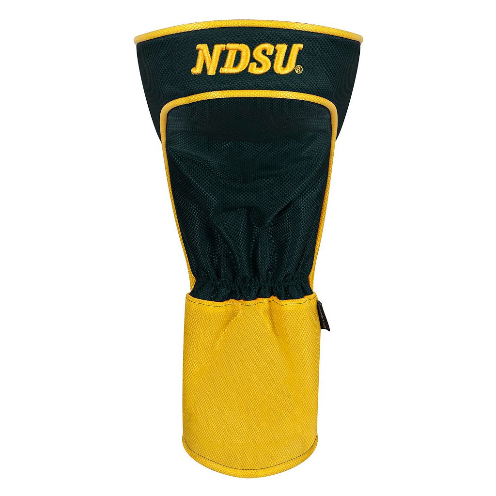 Team Effort North Dakota State Bison Stripes Driver Headcover