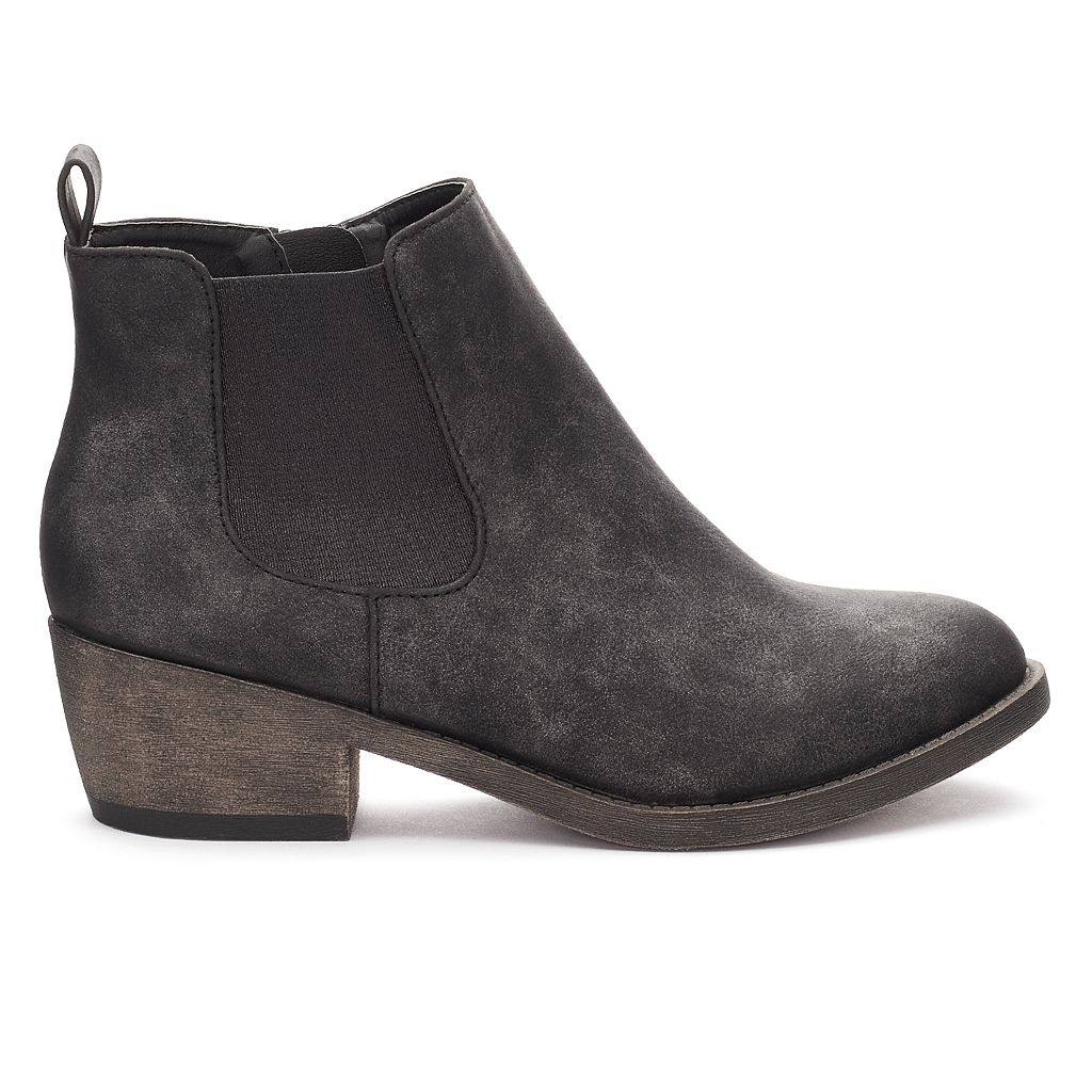SO® Lowkey Women's Ankle Boots