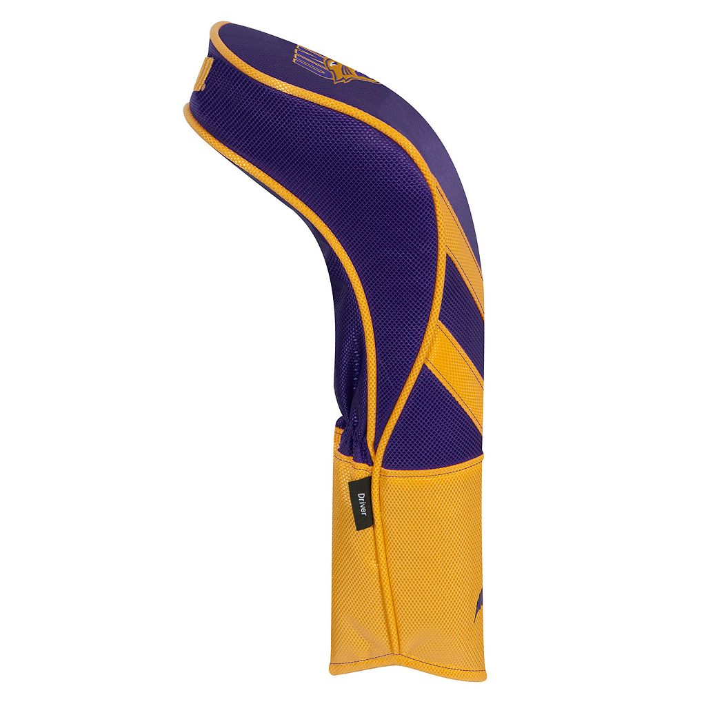 Team Effort Northern Iowa Panthers Stripes Driver Headcover