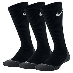 Boys Nike 3-Pack Dri-FIT Crew Socks