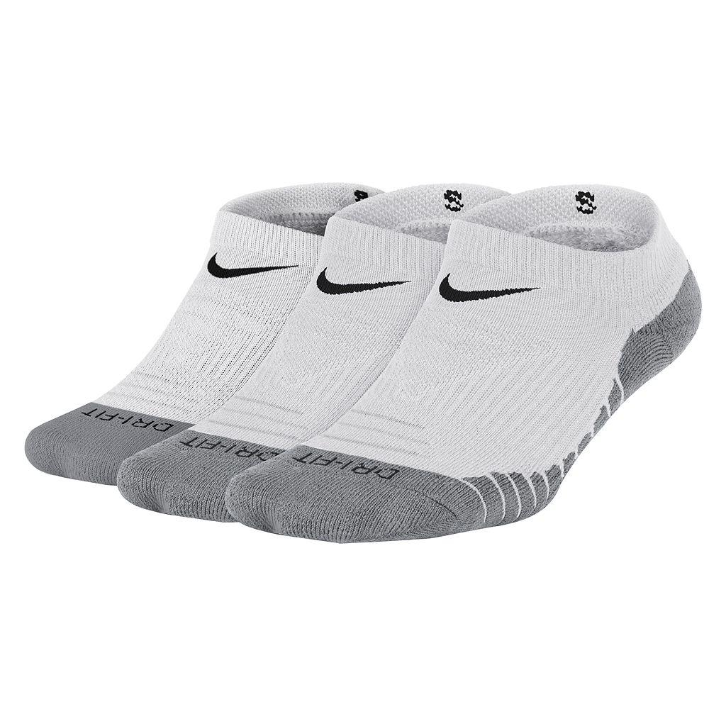 Boys Nike 3-Pack No-Show Socks