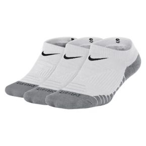 Boys Nike 3-Pack Dri-FIT No-Show Socks
