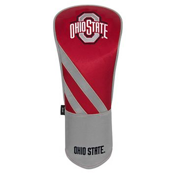 Team Effort Ohio State Buckeyes Stripes Driver Headcover