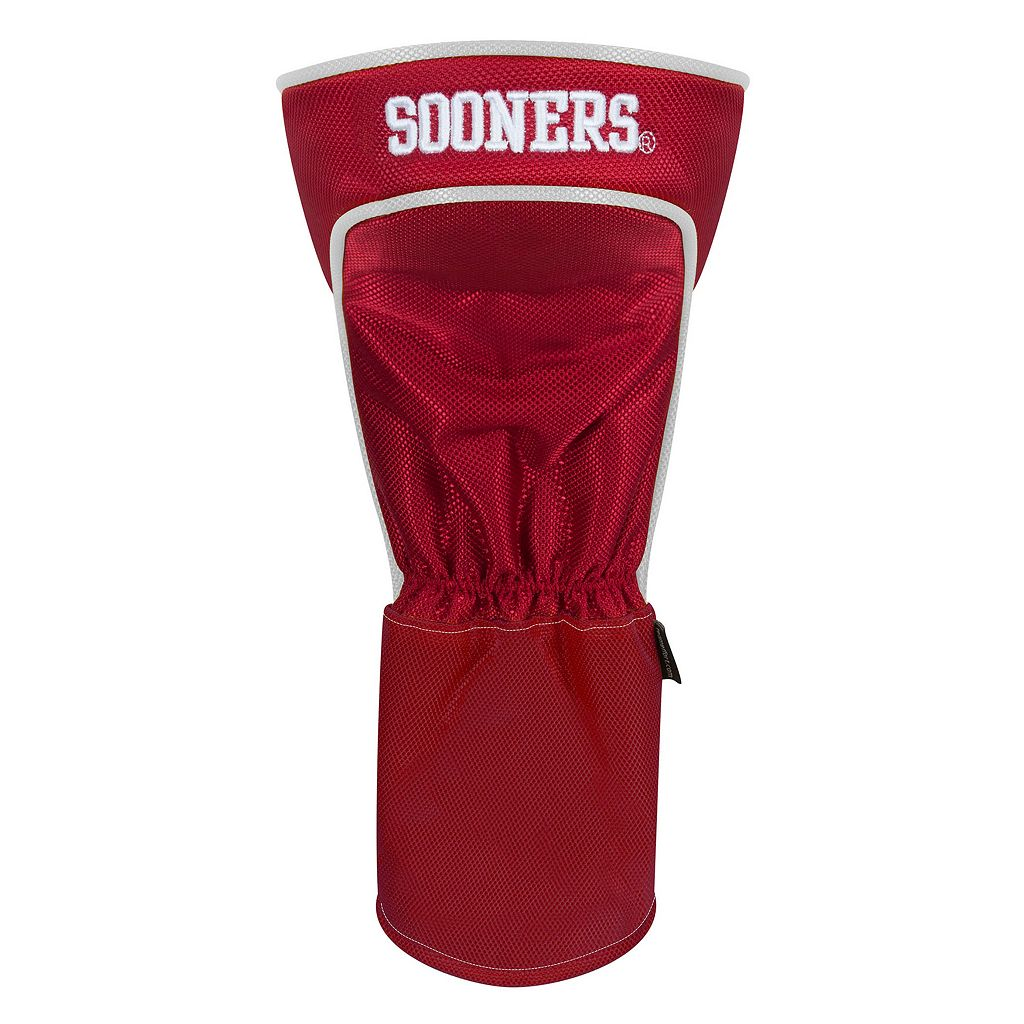 Team Effort Oklahoma Sooners Stripes Driver Headcover