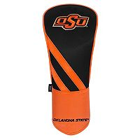 Team Effort Oklahoma State Cowboys Stripes Driver Headcover