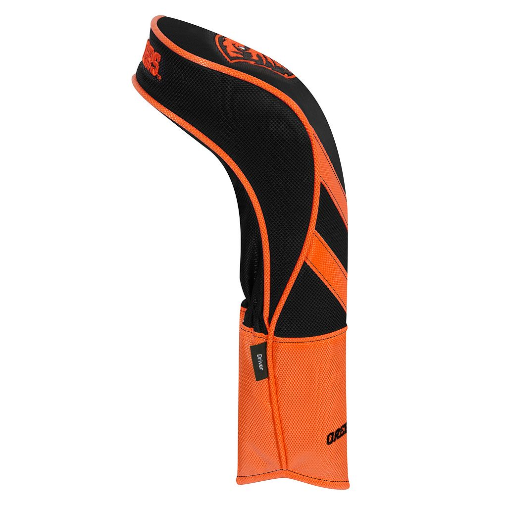 Team Effort Oregon State Beavers Stripes Driver Headcover