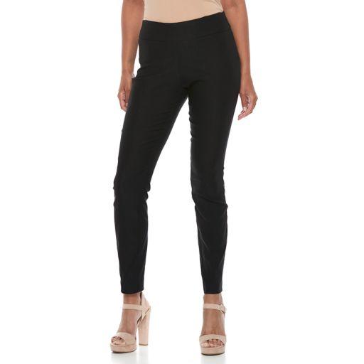 Women's Apt. 9® Brynn Pull-On Skinny Dress Pants