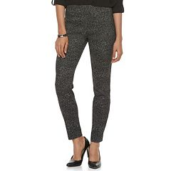 Women's Apt. 9® Brynn Pull-On Skinny Dress Pants
