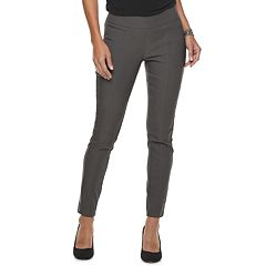 Women's Apt. 9® Brynn Midrise Pull-On Skinny Dress Pants