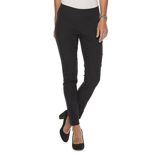 d4e0e8d0660be Women s Apt. 9® Brynn Midrise Pull-On Skinny Dress Pants