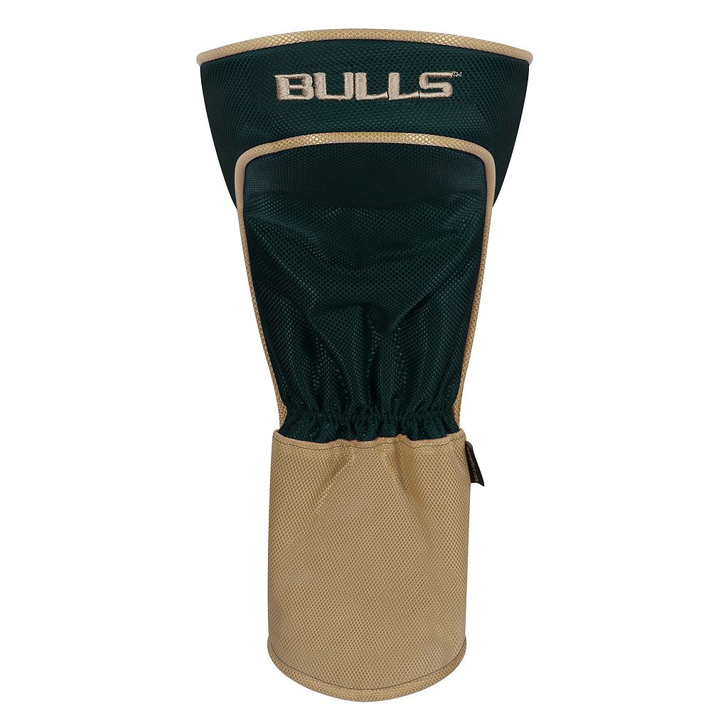 Team Effort South Florida Bulls Stripes Driver Headcover