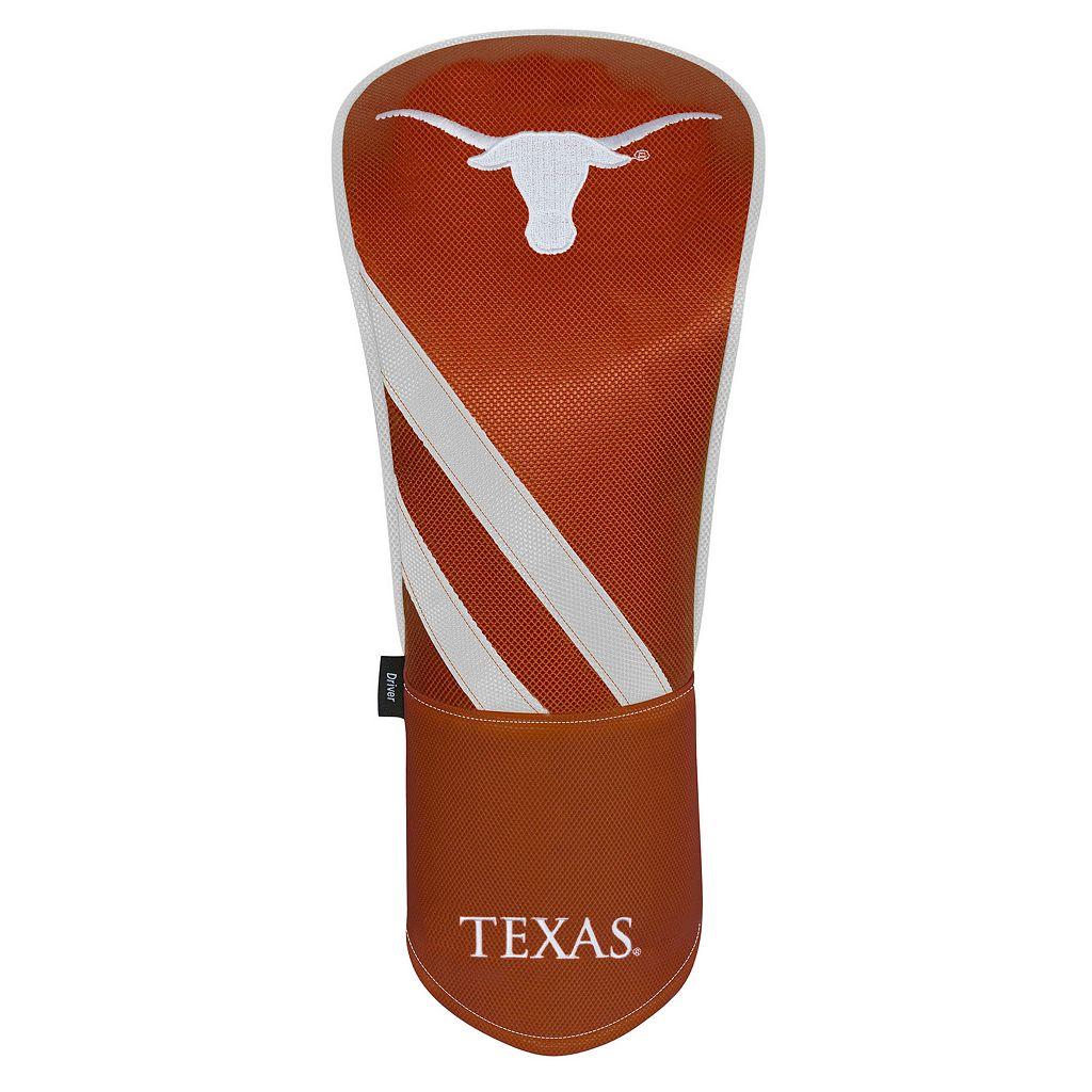 Team Effort Texas Longhorns Stripes Driver Headcover