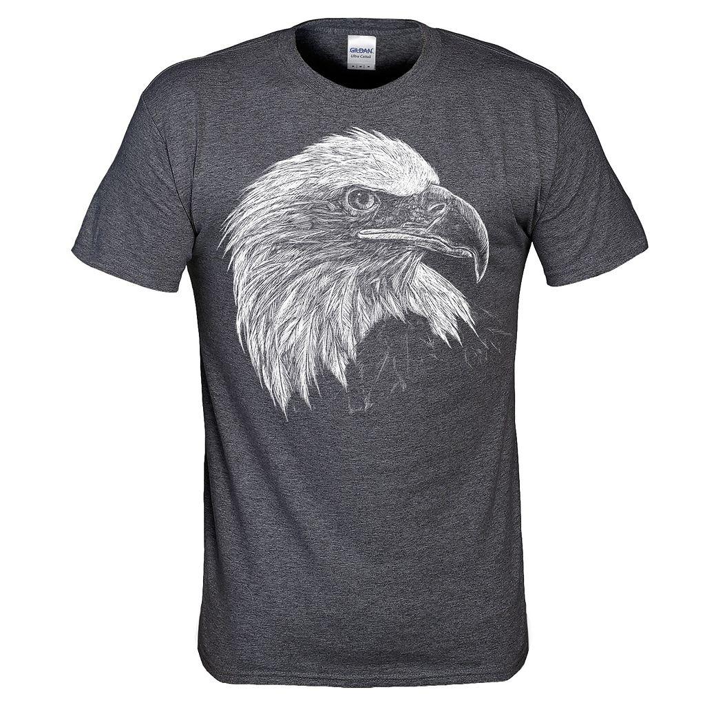 Men's Lost Creek Scratch Eagle Tee