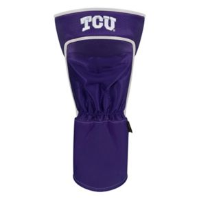 Team Effort TCU Horned Frogs Stripes Driver Headcover