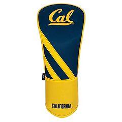 Team Effort Cal Golden Bears Stripes Driver Headcover
