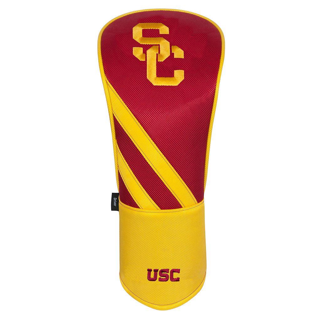 Team Effort USC Trojans Stripes Driver Headcover