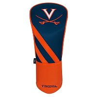 Team Effort Virginia Cavaliers Stripes Driver Headcover