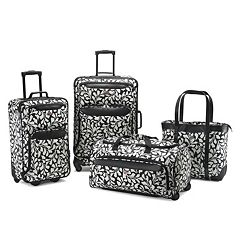 American Tourister Valencia 4 pc Luggage Set with Tote