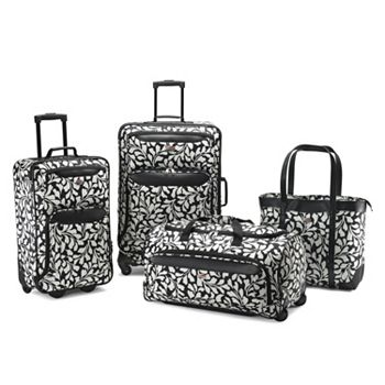 American Tourister Valencia 4Pc. Luggage Set + $10 Kohls Cash