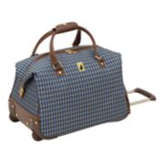London Fog Kensington 360 20-Inch Wheeled Club Bag
