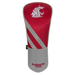 Team Effort Washington State Cougars Stripes Driver Headcover