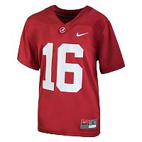 Boys 8-20 Nike Alabama Crimson Tide Replica Jersey