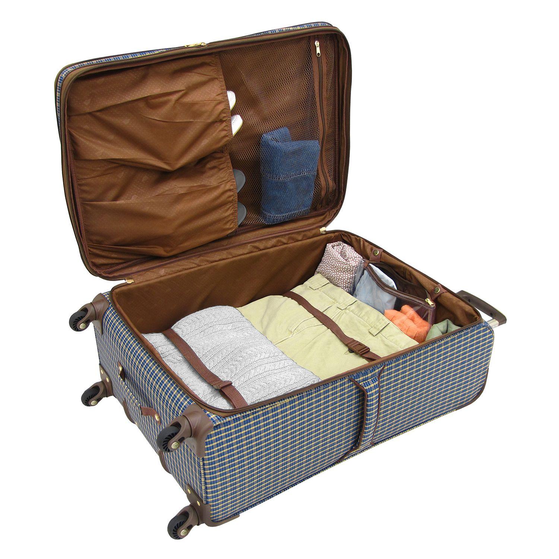 London Fog Luggage Kohls Timberland 14865xsbn 12 Coklat Rosegold