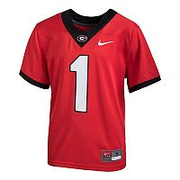 Boys 8-20 Nike Georgia Bulldogs Replica Jersey