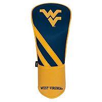 Team Effort West Virginia Mountaineers Stripes Driver Headcover