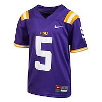 Boys 8-20 Nike LSU Tigers Replica Jersey