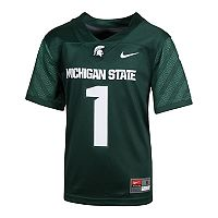 Boys 8-20 Nike Michigan State Spartans Replica Jersey