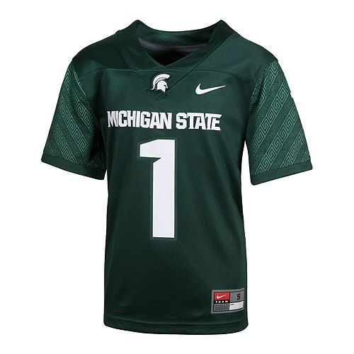 Boys 8-20 Nike Michigan State Spartans Replica Jersey