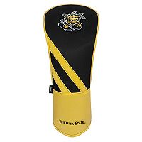 Team Effort Wichita State Shockers Stripes Driver Headcover