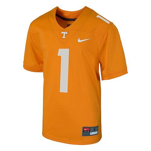the latest ff6b4 2924e Boys 8-20 Nike Tennessee Volunteers Peyton Manning ...