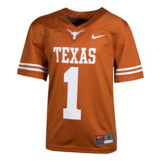 Boys 8-20 Nike Texas Longhorns Replica Jersey