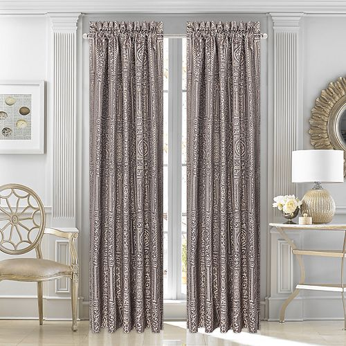37 West 2-pack Warwick Window Curtain