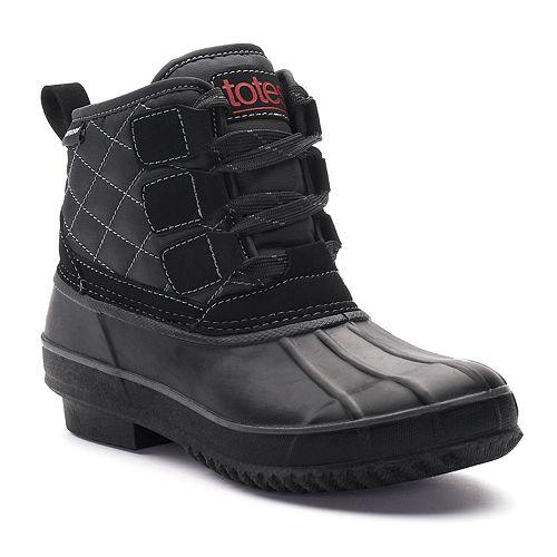 totes Erin Women's Winter Duck Boots
