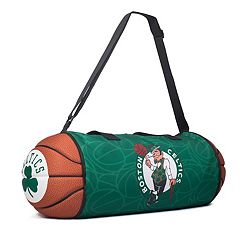 Boston Celtics Basketball to Duffel Bag
