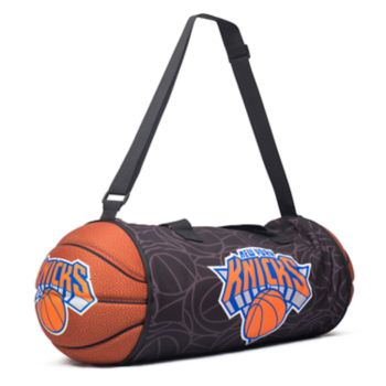 New York Knicks Basketball to Duffel Bag
