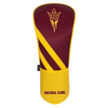 Team Effort Arizona State Sun Devils Stripes Driver Headcover