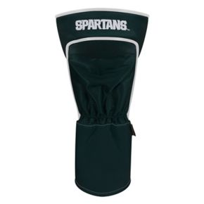 Team Effort Michigan State Spartans Stripes Driver Headcover