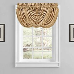 37 West Colonial Waterfall Window Valance