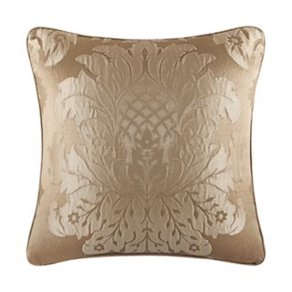 37 West Colonial Jacquard Throw Pillow
