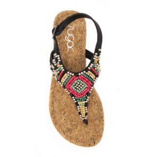 sugar Trissie Women's Slingback Sandals