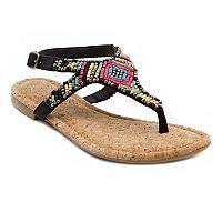 sugar Trissie Women's Slingback Sandals