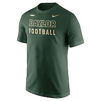 Men's Nike Baylor Bears Football Facility Tee
